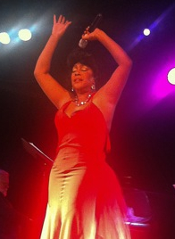 Mary Wilson in Stormy Weather Oct11